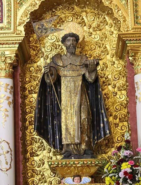 """<a href=""""santo-domingo-de-guzman/"""" title=""""Santo Domingo de Guzmán"""">Santo Domingo de Guzmán<br><br>Ver más</a>"""