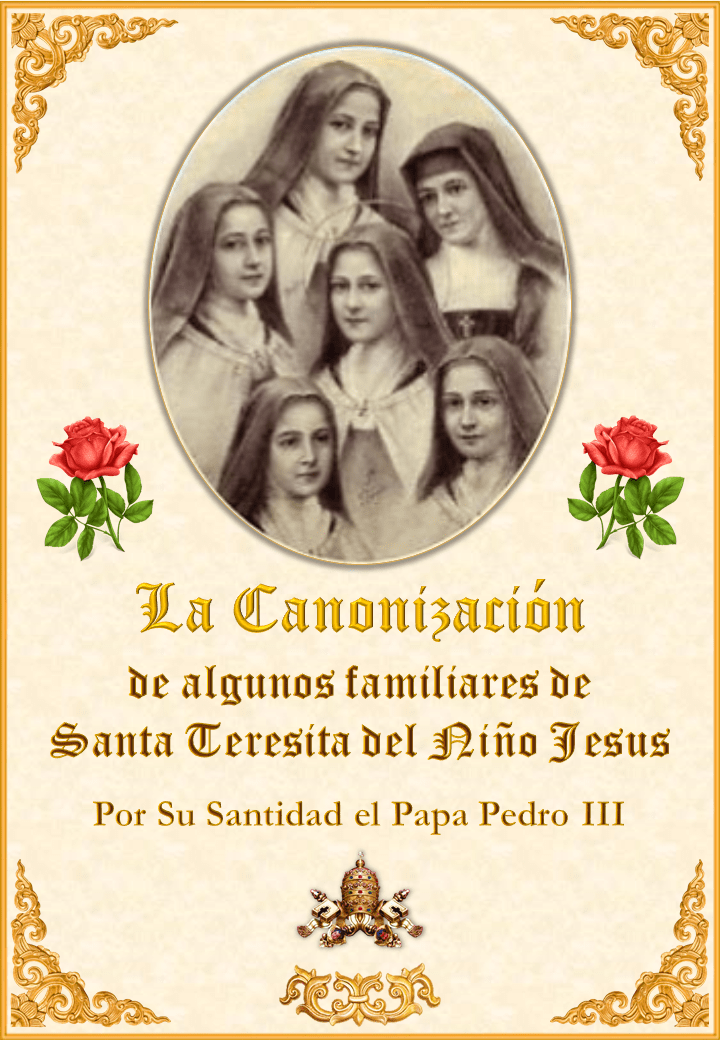 """<a href=""""https://www.iglesiapalmariana.org/wp-content/uploads/2018/08/Cannonización-familia-de-Santa-Teresita.pdf"""" title=""""La Canonización de algunos familiares de Santa Teresita""""><i>La Canonización de algunos familiares de Santa Teresita</i><br>Ver más</a>"""